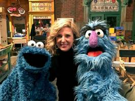 why one mom's emotional 'sesame street' set visit was so meaningful
