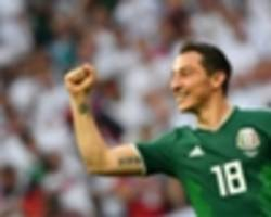 Mexico roster projection: Veterans Guardado, Vela could return to face Argentina