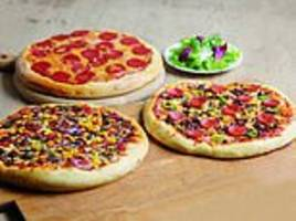 asda is trialling a pizza delivery service costing just £6 for an xl pizza