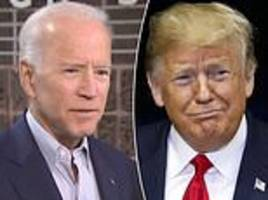 biden says trump is guaranteed to 'challenge the legitimacy of the vote' if republicans lose