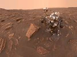 curiosity is on the move again one month after nasa switched its 'brain' to a backup computer