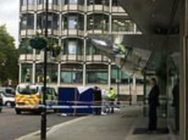 hilton horror as guest plunges to her death from a five-star hotel in mayfair