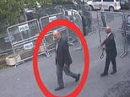 saudi consulate staff 'tried to rip cctv out at istanbul complex to help cover up khashoggi murder'