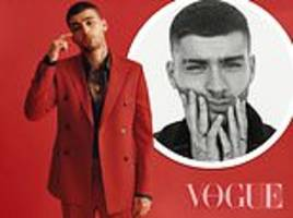 zayn malik says he made no friends while he was in one direction