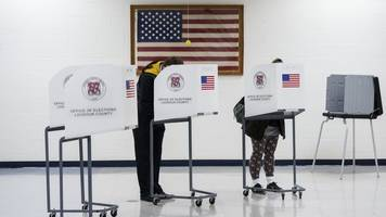 us mid-term elections 2018: polls open on east coast