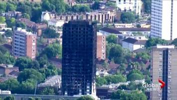 5 men arrested after posting video mocking deadly grenfell tower fire in london