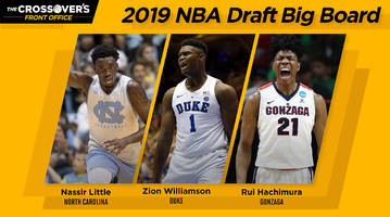 2019 nba draft big board: top 60 prospects as college basketball tips off