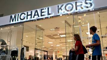 michael kors and coty shares hit by weak european sales