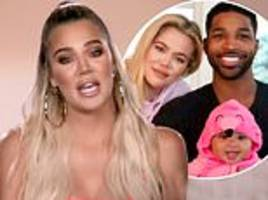 khloe kardashian and tristan thompson 'are not on solid ground' as she is still 'skeptical' of him