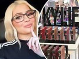 kylie jenner announces her cosmetics line will be in 'every single ulta store' from next week