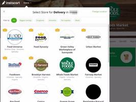 we compared whole foods' grocery delivery from amazon prime now and instacart, and it was clear which service does it better