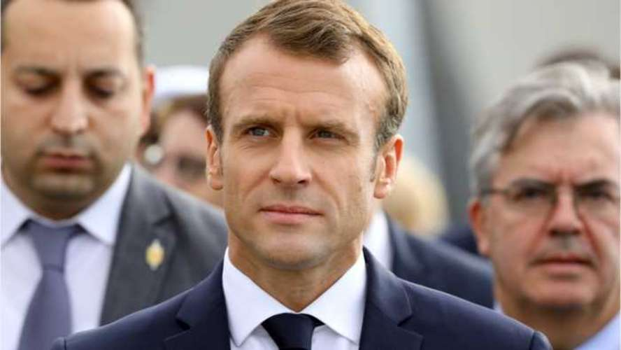 Emmanuel Macron: 'A True European Army' Needed