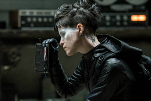 'the girl in the spider's web' film review: claire foy's lisbeth salander adventure trades angst for espionage