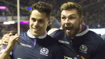 scotland v fiji: sean maitland - return to murrayfield will bring out best in scots