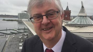 welsh labour leadership: drakeford accused of reluctance to be fm
