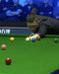 champion of champions snooker: watch kyren wilson's epic pot in mark williams thrashing