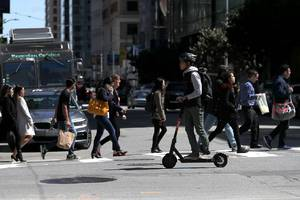 Ford buys e-scooter company Spin for $40 million