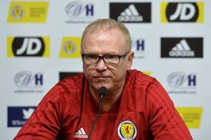 alex mcleish is being let down by scotland flops who are walking out - keith jackson