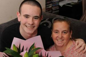 flowers tribute for brave rutherglen woman who has endured four kidney transplants in her life