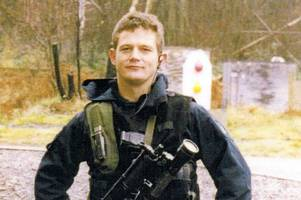 Former Scots SAS soldier selling army memorabilia to help raise cash for struggling veterans