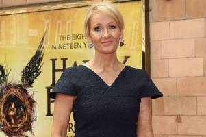 harry potter author jk rowling suing former employee for £24,000