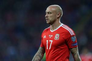wales euro 2016 star reveals he used to drink 'two or three bottles of wine a night' during playing career