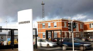 bombardier 'evaluating' belfast operations after 5,000 global workforce jobs cut