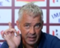 isl 2018-19: jorge costa - our wish is to go back home with the three points