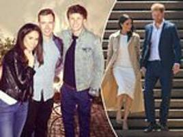 resurfaced snap shows meghan markle and eddie redmayne at soho house istanbul