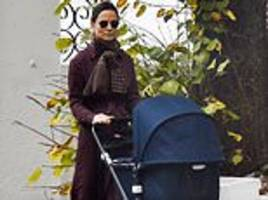 would you pay £1,000 for pippa's posh pram?