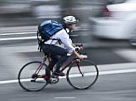 More than 10 pedestrians suffer life-threatening injuries every month when they are hit by cyclists