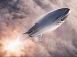 elon musk plans to turn its current falcon rocket into a 'mini-me' version of its big falcon rocket