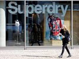 superdry pinning its hopes on big chill to sell its jackets