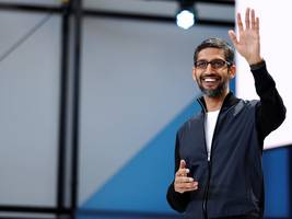 google ceo sundar pichai says his family tv is 'not easily accessible' and requires 'activation energy' to watch (goog, googl)