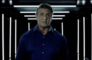 sylvester stallone prepares us for a thursday night battle between pittsburgh and carolina