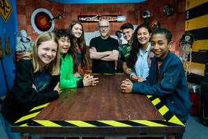 'mythbusters jr': science channel sets series premiere date (exclusive)