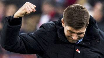 Steven Gerrard rues Rangers' 'basic errors of defending' in Spartak Moscow defeat