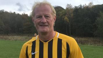 'he got stuck in' - premier league winner hendry turns out for pub team