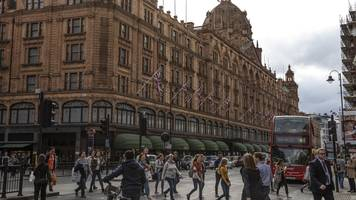 woman who spent £16m in harrods released on bail