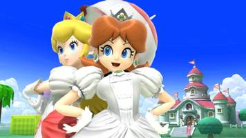 The Ultimate Super Smash Bros. Character Guide: Peach and Daisy