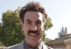 borat comes back to mess with america once again