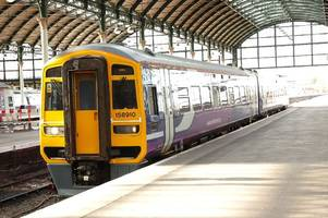 northern rail is hiring hire train conductors - and the perks are great