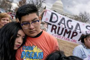 Appeals Court Rules Trump Can't End DACA Immediately, Setting Up Supreme Court Fight