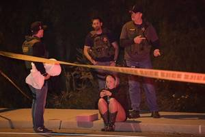 Thousand Oaks shooting: At least 12 killed after gunman opens fire in California bar