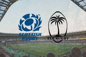 what time is scotland v fiji kick-off? tv details, team news and latest betting odds