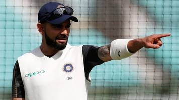 Virat Kohli causes uproar with 'leave India' comment