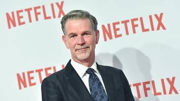 Netflix chief shrugs off competition from Disney and Amazon