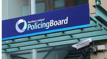 sinn fein nominate representatives to policing board with meetings to resume next month