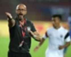 isl 2018-19: northeast united's eelco schattorie - mumbai city's time wasting annoyed me