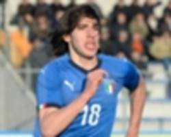 'new pirlo' tonali wins first italy call-up as balotelli is snubbed again